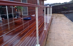 Stainless Wire Balustrade