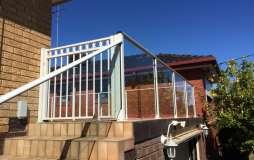Glass balustrade Bulleen
