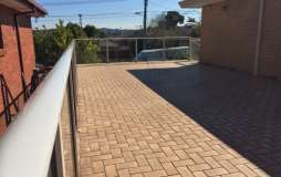 Glass fencing Bulleen