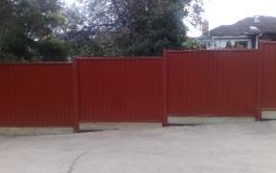 Colourbond Fencing by Haven Fencing Melbourne