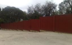 Colourbond Fence Box Hill Church