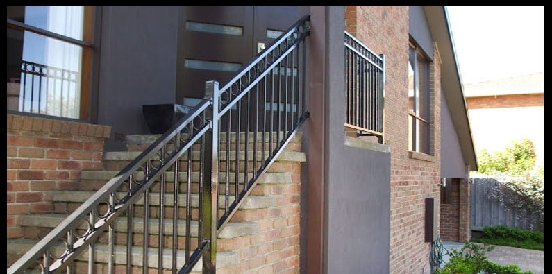 Balustrade Rail Fencing