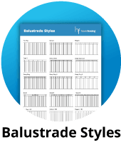 Balustrade Styles