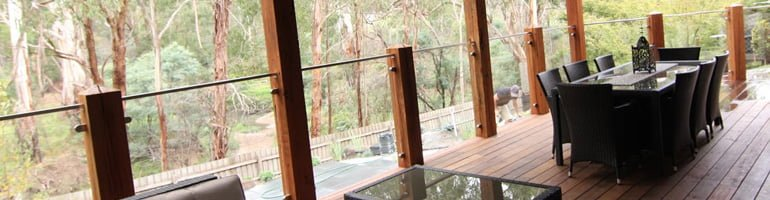 Glass Balustrade Melbourne