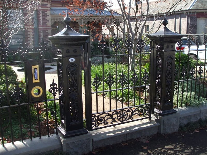 Wrought Iron Gates Melbourne Steel Gates Haven Fencing