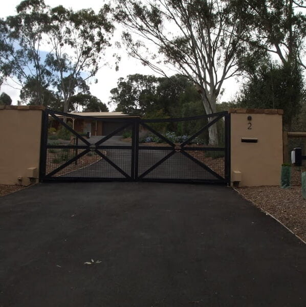 Automatic Gates - Haven Fencing